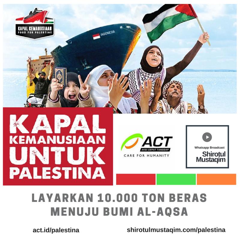 Kapal Kemanusiaan Palestina 2
