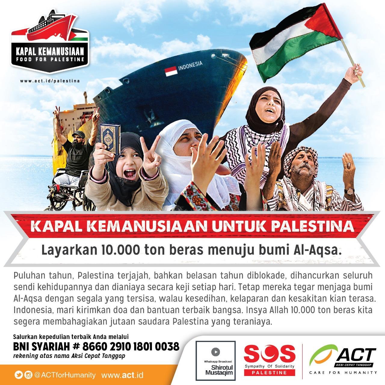 Kapal Kemanusiaan SM-ACT