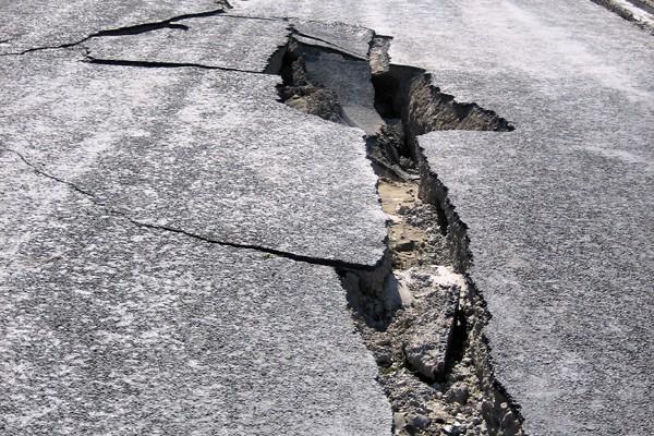 Ketika terjadi gempa