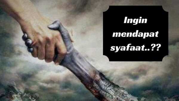 Teman yang Shaleh Bisa Memberikan Syafa'at