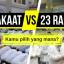 Berapa Jumlah Rakaat Shalat Tarawih, 11 atau 23 Rakaat?