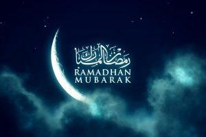 Mengucapkan Selamat akan Datangnya Bulan Ramadhan